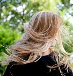 Klamath Vorteile Haar